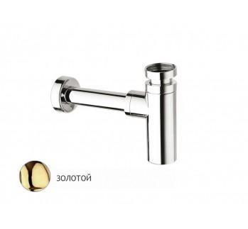 Сифон для раковины, золото, Margaroli 250GO