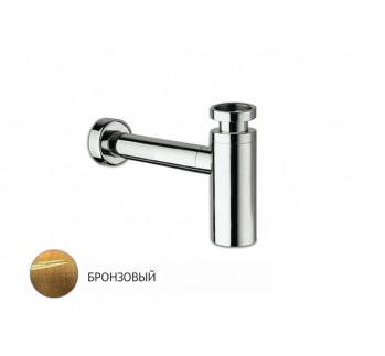 Сифон для раковины, бронза, Margaroli 250O/LSB