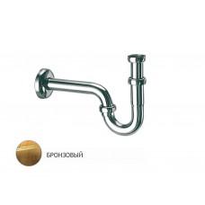 Сифон для раковины, бронза, Margaroli 260LOBR