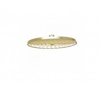 Верхний душ 20 см , золото, Margaroli 208GO