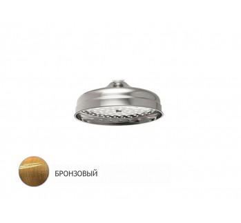 Верхний душ 20 см , бронза, Margaroli L206OB