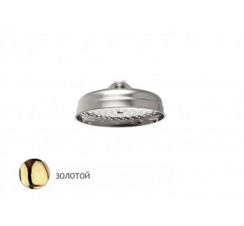 Верхний душ 20 см , золото, Margaroli L206GO
