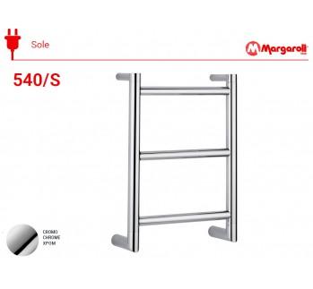 Полотенцесушитель электрический Margaroli Sole 540/S, цвет: хром 540/S