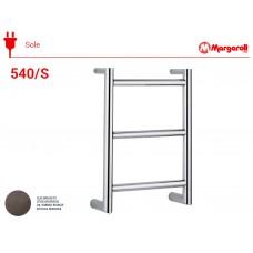 Полотенцесушитель электрический Margaroli Sole 540/S, цвет: бронза женная 540/SORB