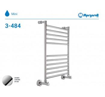 Полотенцесушитель водяной Margaroli Mini 3-484, цвет: хром 34844711CRN