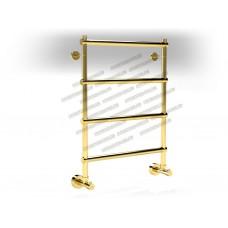 Полотенцесушитель водяной Margaroli Sole 442, цвет: золото 4424704GON