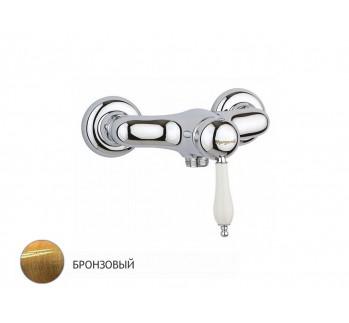 Смеситель для душа, бронза, Margaroli Classica 1005 RU1005AA01BR