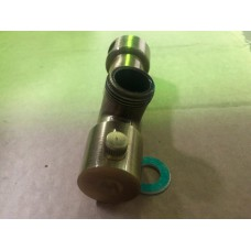 Кран для стандартного полотенцесушителя, бронза Margaroli RU0000AA04BR